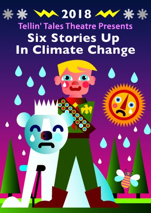 Six Stories Up in Climate Change