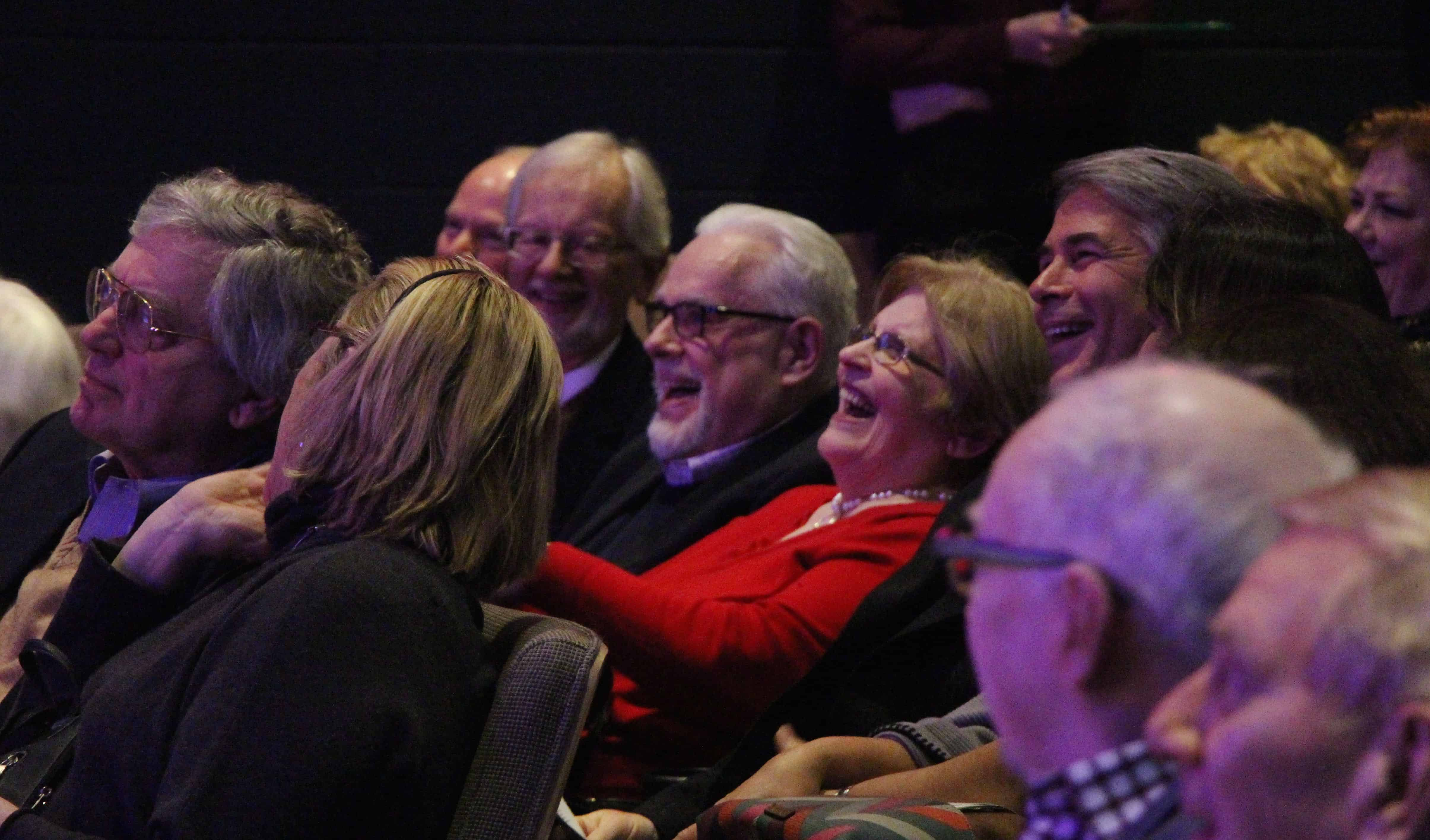 And the audience that loved them!!!