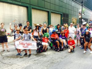 2016 Disability Pride Parade