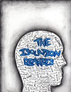 Graphic for The Isolation Diaries
